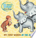 Curious Baby My First Words at the Zoo Book PDF