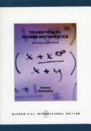 Transition to Higher Mathematics