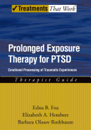 Prolonged Exposure Therapy for PTSD