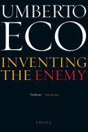 Pdf Inventing the Enemy