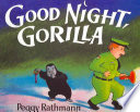 Good Night, Gorilla Peggy Rathmann Cover