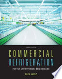 Commercial Refrigeration for Air Conditioning Technicians + Delmar Online Training Simulation - Hvac 3.0 2 Terms, 12 Months Printed Access Card , 8th