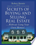 Secrets of Buying and Selling Real Estate...