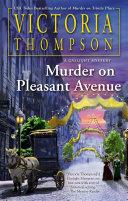 Murder on Pleasant Avenue Pdf/ePub eBook
