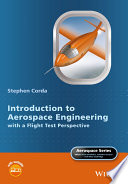 link to Introduction to aerospace engineering with a flight test perspective in the TCC library catalog