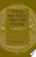 Sulla  the Elites and the Empire