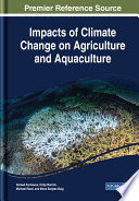Impacts Of Climate Change On Agriculture And Aquaculture Book PDF