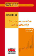 Pdf Edward T. Hall - La communication interculturelle Telecharger