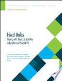 Fiscal Rules Book