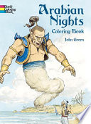 Arabian Nights Coloring Book