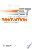 Innovation  Fast Track to Success