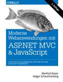 Moderne Webanwendungen mit ASP.NET MVC und JavaScript