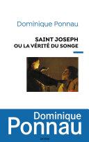 Pdf Saint Joseph ou la vérité du songe Telecharger