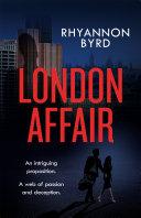 London Affair  An International Love Story
