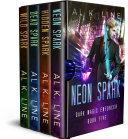 Dark Magic Enforcer Books 5 8  A Paranormal Fantasy Series Boxset