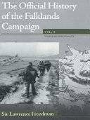 The Official History of the Falklands Campaign  Volume 2