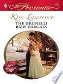 The Brunelli Baby Bargain Book PDF