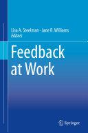 Pdf Feedback at Work Telecharger