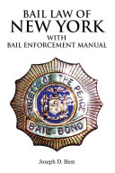 Bail Law of New York [Pdf/ePub] eBook