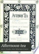 Afternoon tea : rhymes for children with original illustrations