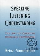 Speaking  Listening  Understanding