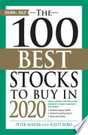 """The 100 Best Stocks to Buy in 2020"" by Peter Sander, Scott Bobo"