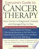 Everyone's Guide to Cancer Therapy; 4th Edition