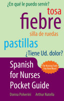 Spanish for Nurses Pocket Guide