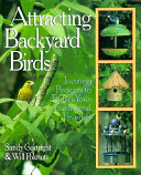 Attracting Backyard Birds