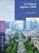 Pdf Fondamentaux - La France depuis 1945 (2e édition) Telecharger