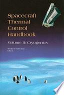 Spacecraft Thermal Control Handbook: Cryogenics