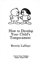 How to Develop Your Child s Temperament