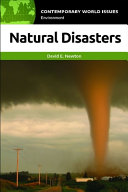 link to Natural disasters : a reference handbook in the TCC library catalog