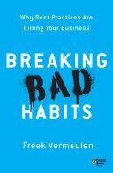 Breaking Bad Habits Pdf/ePub eBook