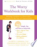 The Worry Workbook for Kids Book
