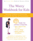 The Worry Workbook for Kids Pdf/ePub eBook