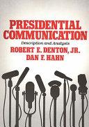 Presidential Communication Book PDF