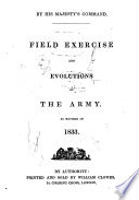 Field Exercise and Evolutions of the Army