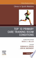Top 10 Primary Care Training Room Conditions