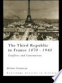 The Collapse Of The Third Republic Pdf/ePub eBook
