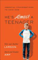 He's Almost a Teenager Pdf/ePub eBook