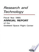 Research and Technology Book