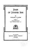 Joan of Juniper Inn