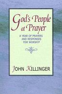God s People at Prayer