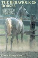 The Behaviour of Horses