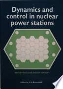 Dynamics And Control In Nuclear Power Stations Book PDF