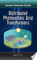 Distributed Photovoltaic Grid Transformers Book PDF