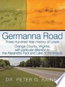 Germanna Road
