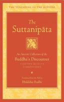 The Suttanipata Pdf/ePub eBook