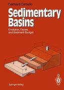 Sedimentary Basins